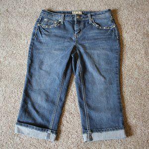 Earl Jean Capri Pants